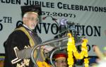 Shri M. Hamid Ansari, Vice President of India, addressing at the 5th Convocation of Lakshmibai National Institute of Physical Education, in Gwalior on October 26, 2007